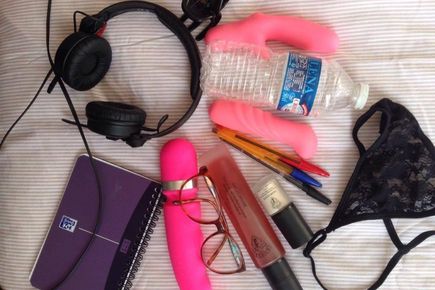 Sex toys - an essential start to being a successful camgirl-job-camgirl-3