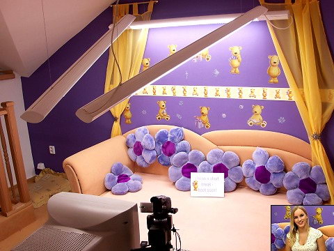 Camgirl -having the right lighting for your shows - job camgirl